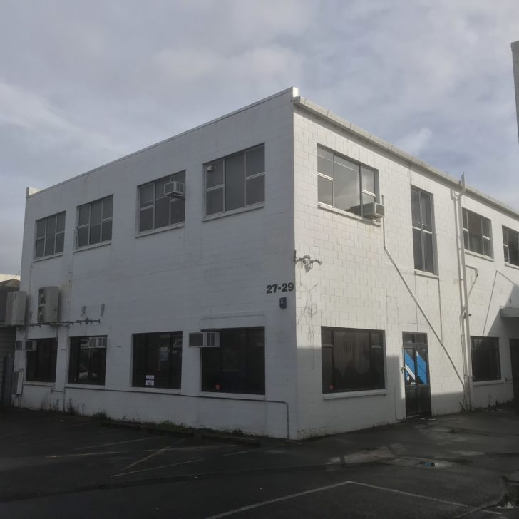 asbestos work for CRL Auckland by Thomas Consultants Ltd