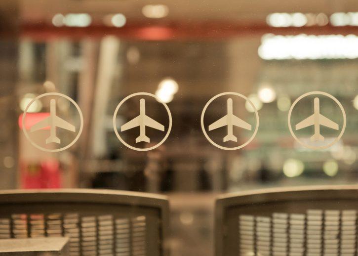 Thomas Asbestos survey International Airport