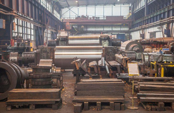 Thomas Asbestos testing manufacturing plant