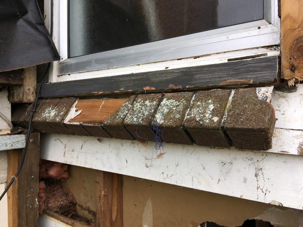 asbestos cladding