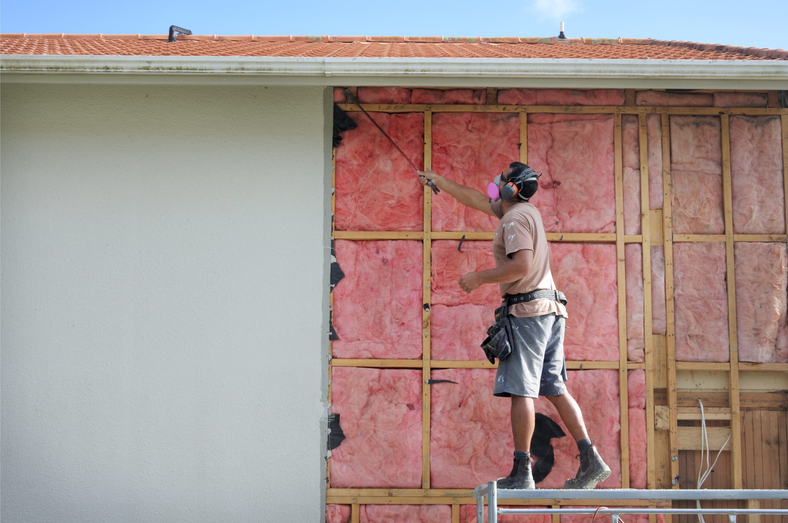 asbestos renovation image