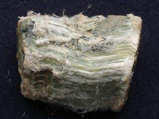 White (Chrysotile) Asbestos