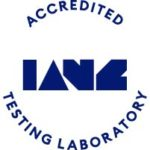 IANZ Accredited for sampling and analysis for asbestos surveying